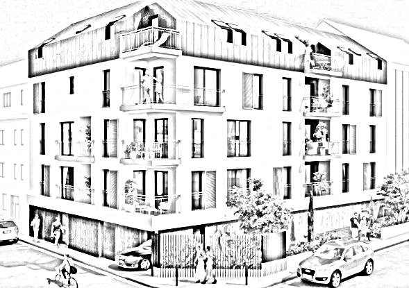 Appartement à La Baule-Escoublac 44500